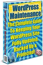 WordPress Maintenance Guide eBook