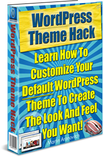 WordPress Theme Hack