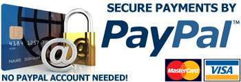 Order Securely Using Paypal